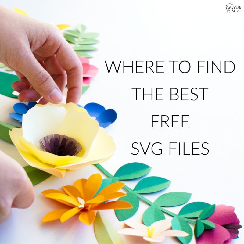 Png files can be used with either software using the trace feature if you are having issues with the dxf or svg files. Where To Find The Best Free Svg Files The Navage Patch