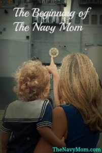 The Beginning of The Navy Mom