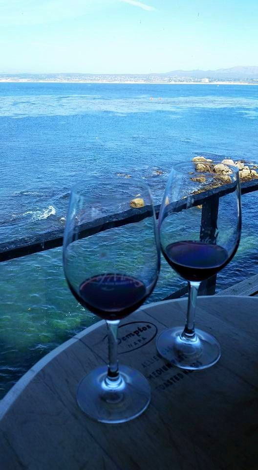 View from Taste of Monterey