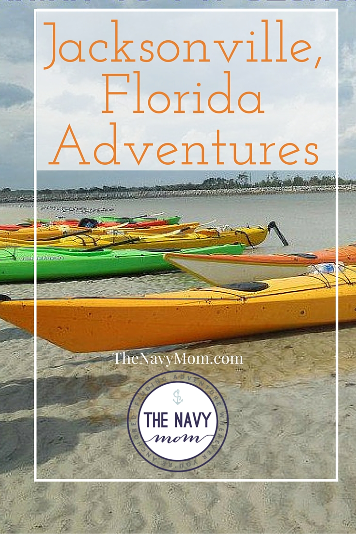 Jacksonville, Florida Adventures: Kayaking with http://TheNavyMom.com
