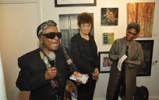 Faith Ringgold and Ursula Von Rydinsvard