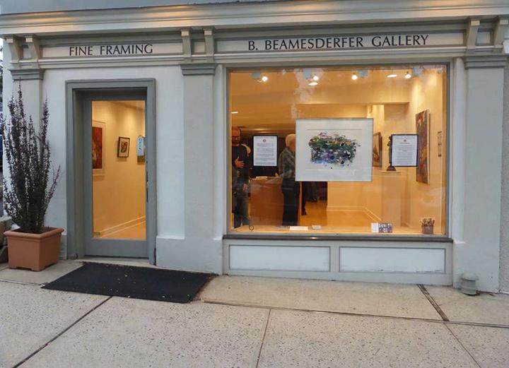B. Beamesderfer Gallery