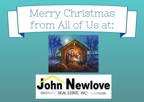 Newlove RealEstate Merry Christmas