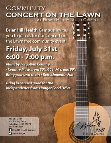 BHHC Concert