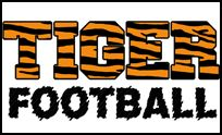 Tiger Varsity Football Sept. 21