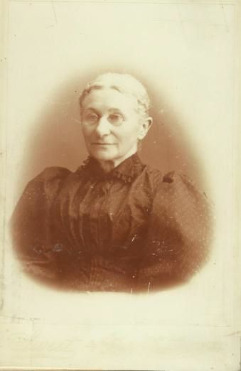 NB Pioneer Days: A First-Person Account – Fanny Ackerman Peters