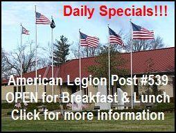 Legion Specials Nov. 28 – Dec. 3