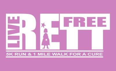 Live Rett Free 2016 – 5K Run, 1 Mile Fun Run & 1 Mile Walk or Stroll