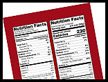 Chow Line: In 2018, food labels will give more information
