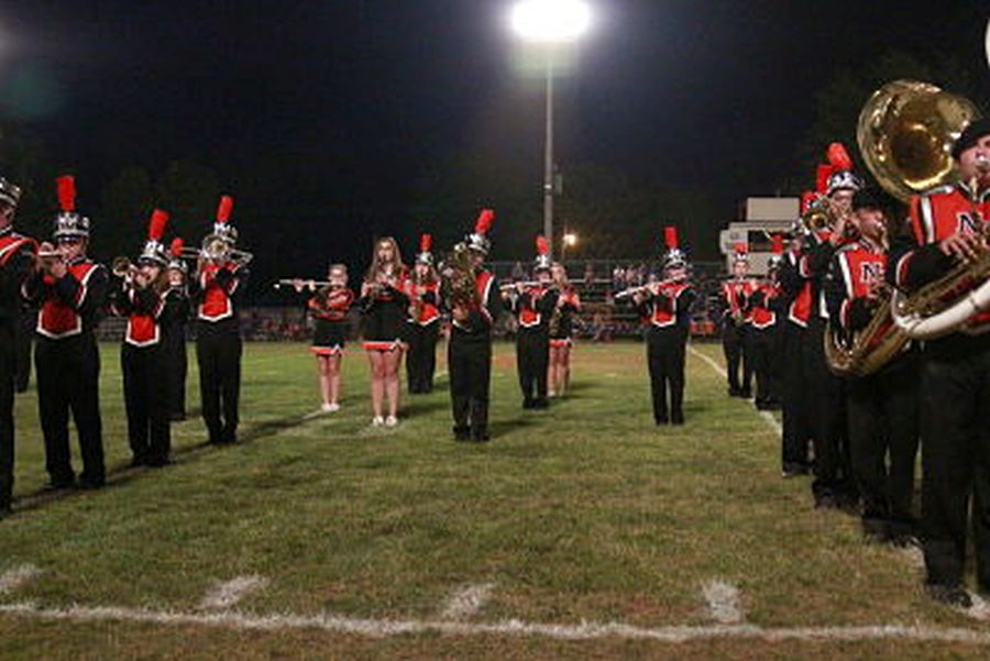 NBHS Marching Band to Offer Concert On Wednesday