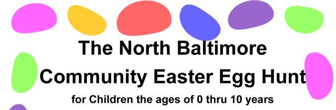 As Seen on Social Media – Easter Egg Hunt TODAY