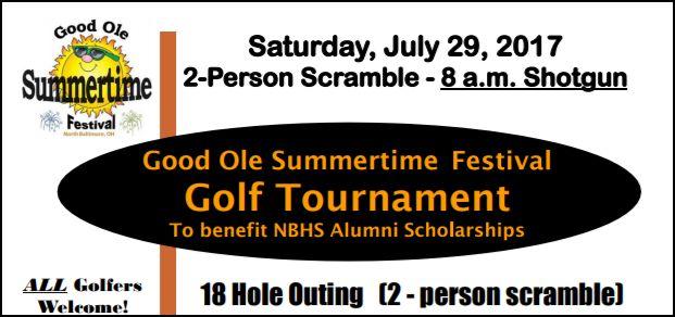 Good Ole Summertime Golf Tournament