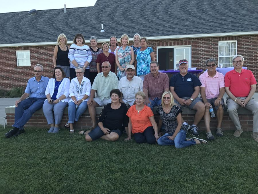 NBHS '72 Holds Reunion