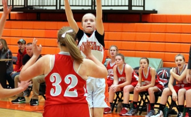 Junior High Basketball Games Kick Off The Winter Sports