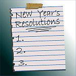 """Twelve Resolutions"""