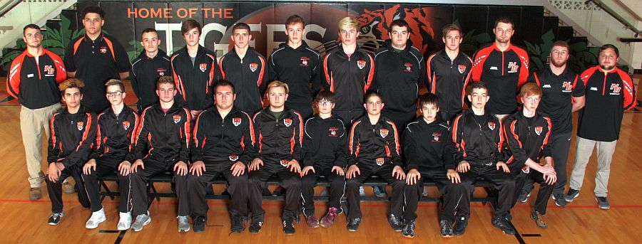 NB Tiger Wrestling 2017 – 18