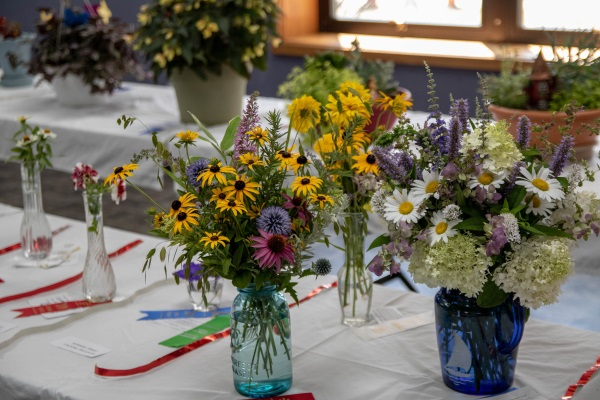 GOST Garden Club Flower Show Results 2018