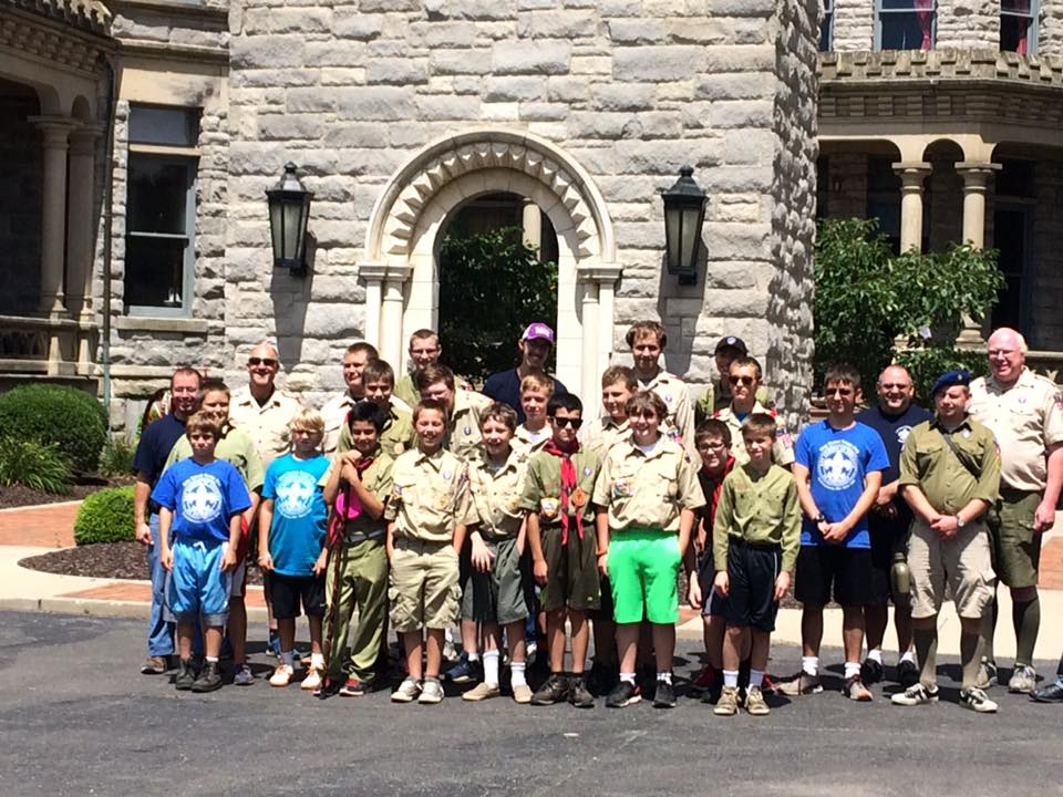 Troop 315 Newsletter September 2018