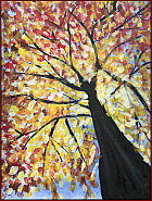 NB Library Offers Fall Canvas Painting Class