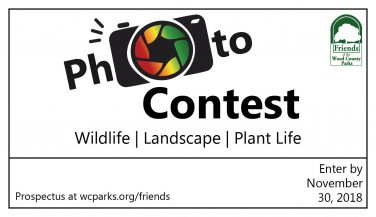 Friends of the Parks Photo Contest 2018