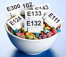 Chowline: Some Synthetic Food Flavoring Additives Banned