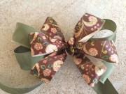 diy layered bow - neat nook