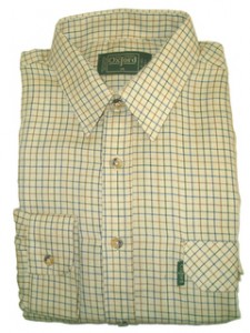 SH27 York Country Check Shirt