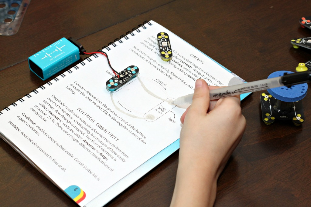 Circuit Scribe Circuitry Drawing Pen Obliterates Funding Goal