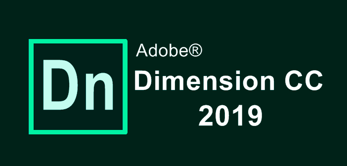Adobe Dimension CC 2019