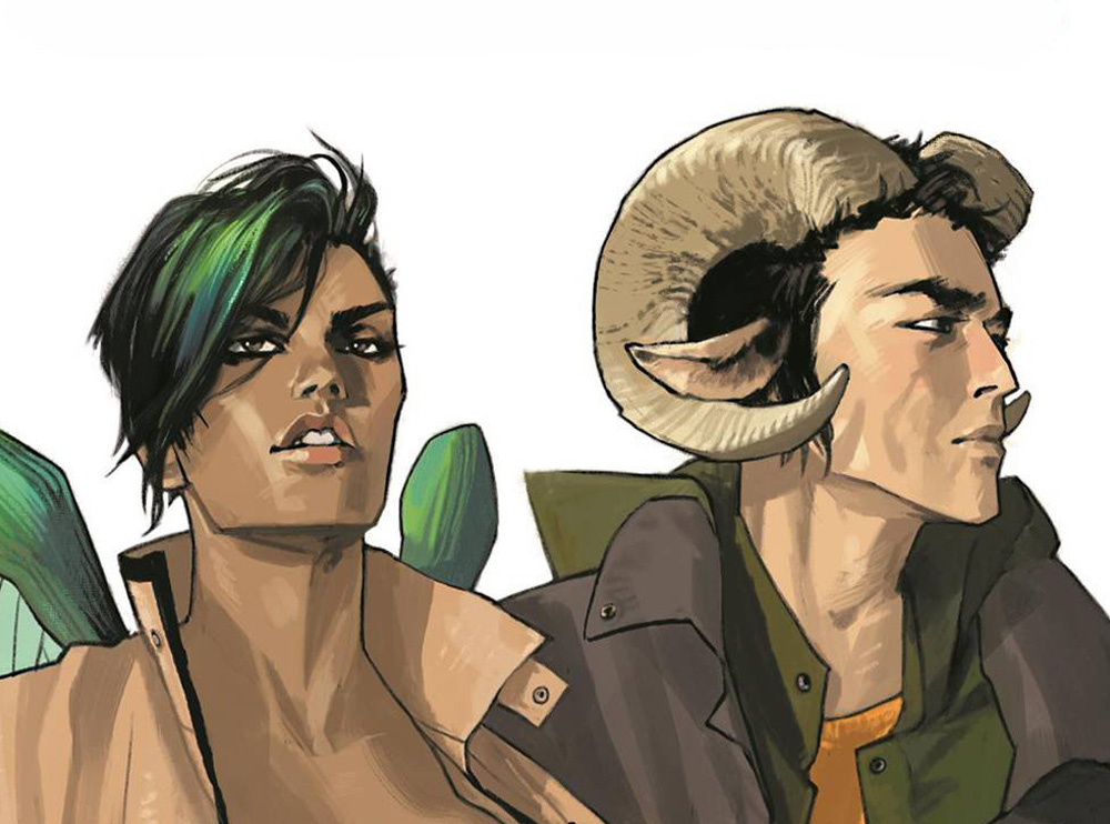 Image result for Alana and Marko drawing