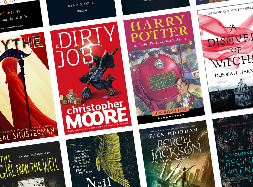 Books To Read About Halloween