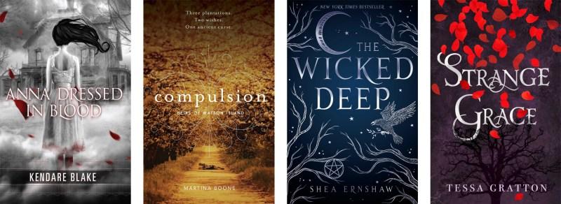 Halloween Books Curses