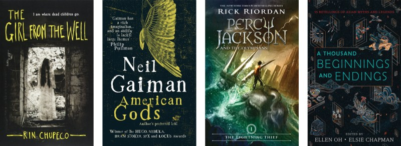 Halloween Books Mythology
