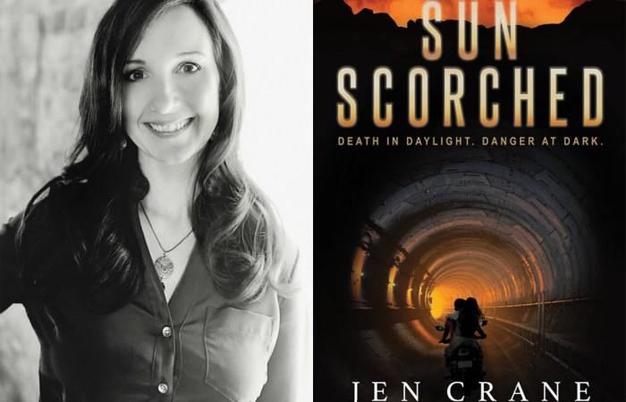 Jen Crane Author Sunscorched