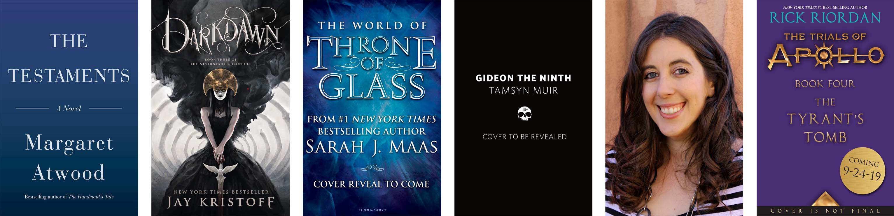 2019 Book Releases | The Nerd Daily