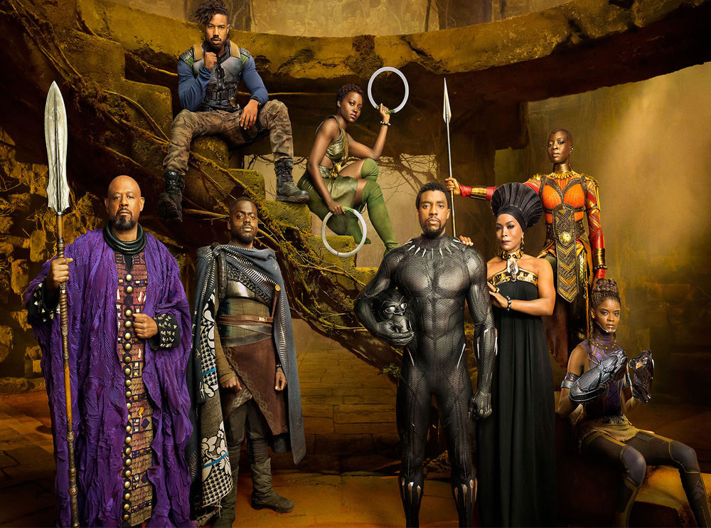 movie 2019 countdown Oscars 2019 Countdown Black Panther The Nerd Daily