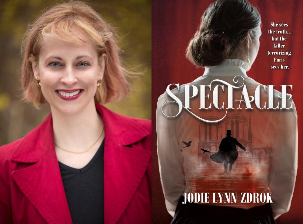 Jodie Lynn Zdrok Author Interview