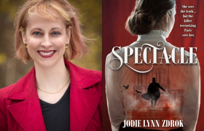 Jodie Lynn Zdrok Author Interview