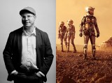 Andy Weir Interview Mars
