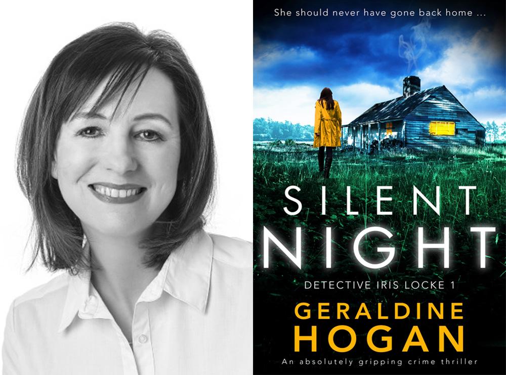 Geraldine Hogan Author Interview