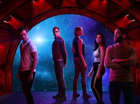 Another Life Netflix TV Series 2019