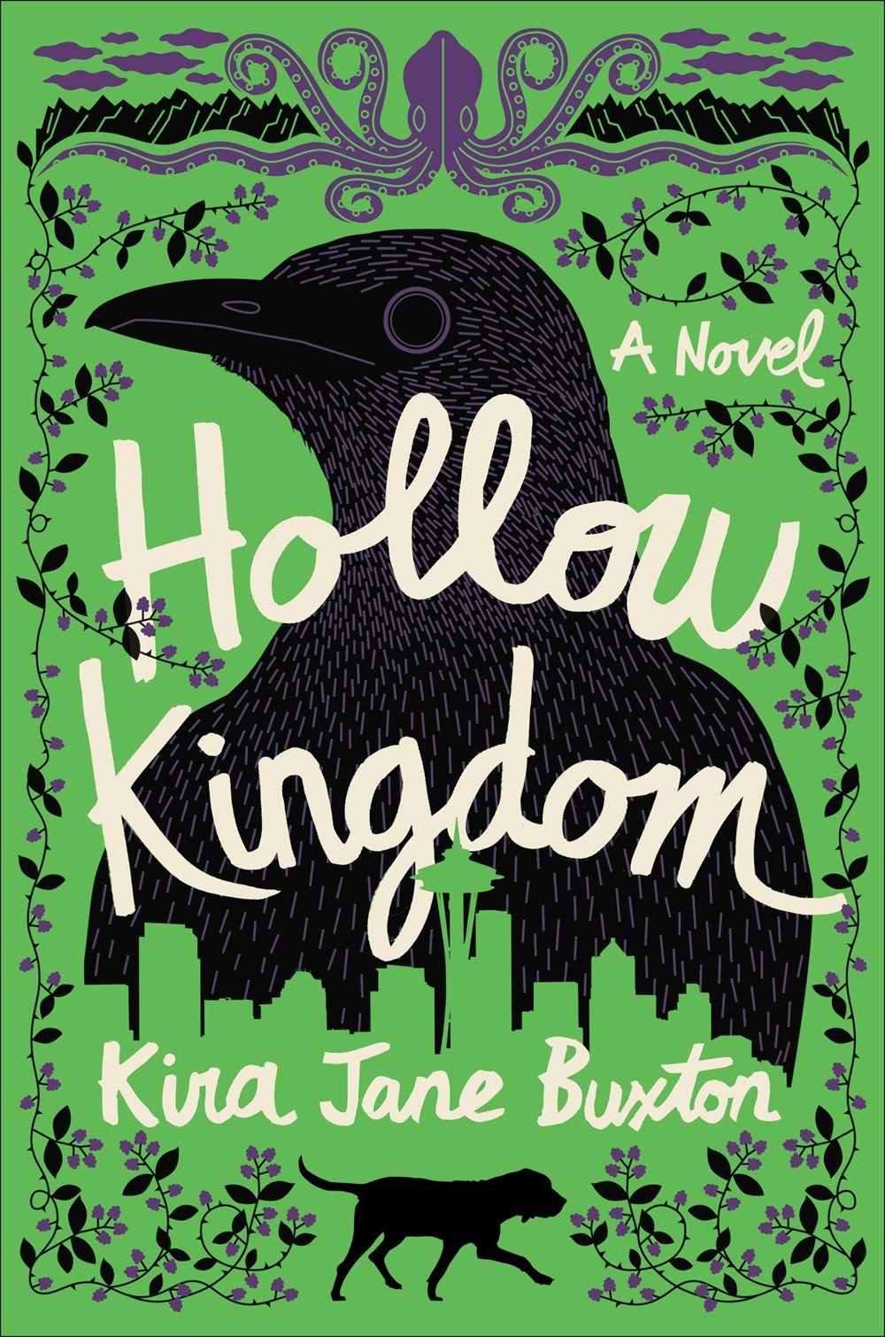 Image result for hollow kingdom kira jane buxton""