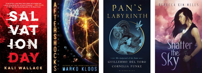 July 2019 Fantasy Sci-Fi Book Releases