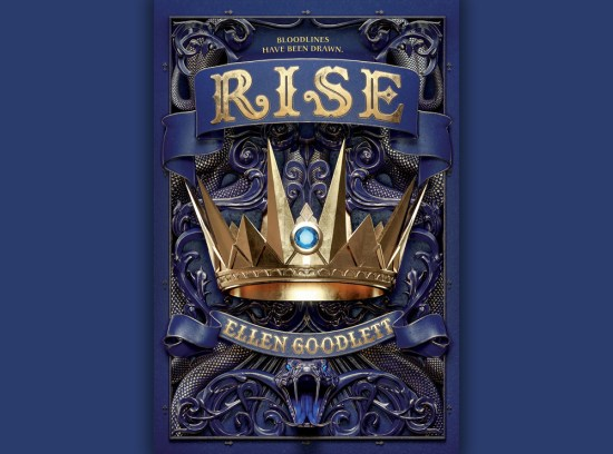 Rise by Ellen Goodlett Review