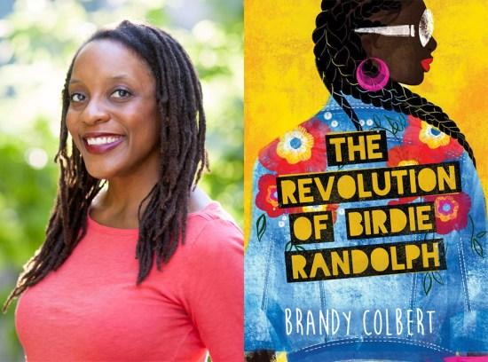 Brandy Colbert The Revolution of Birdie Randolph Interview