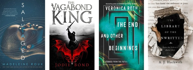 October 2019 Fantasy Sci-Fi Books