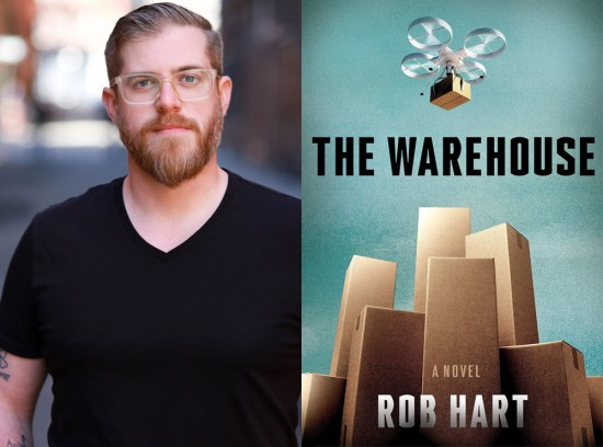 Rob Hart The Warehouse Author Interview