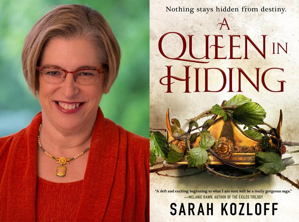 A Queen In Hiding Book