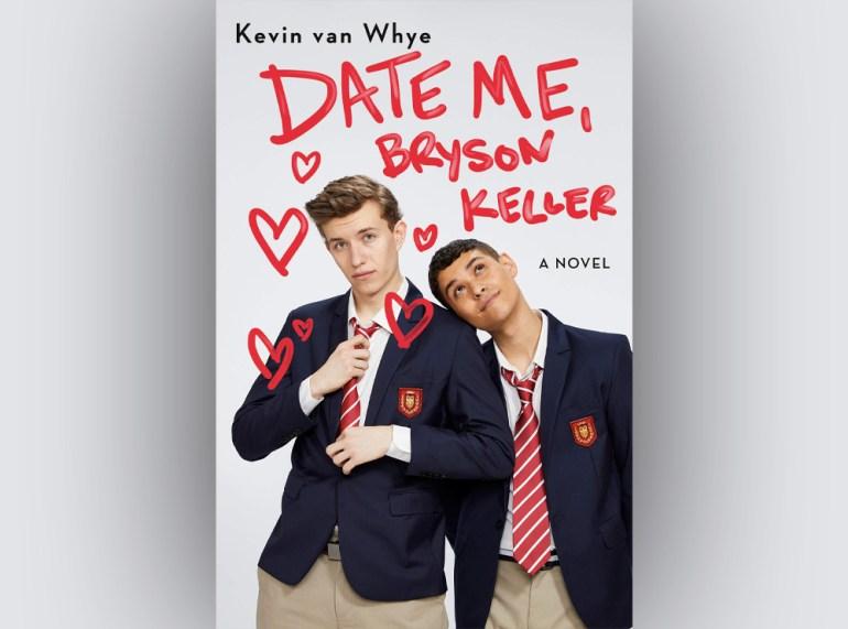 ReadWithPride: Date Me, Bryson Keller by Kevin van Whye | The Nerd ...