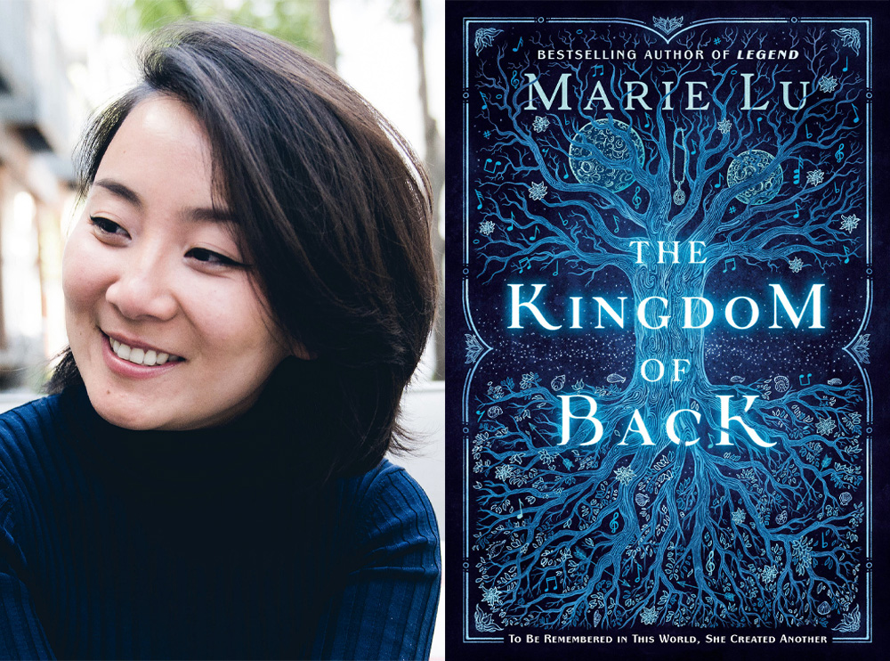Q&A: Marie Lu, Author of 'The Kingdom of Back'   The Nerd Daily